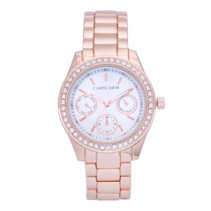 Centuria Rose Gold Watch