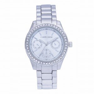 Centuria Carpe Diem Watch (Silver)