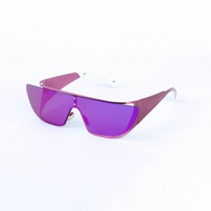 Colorado Semi Rimless in Purple