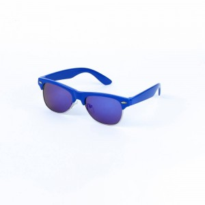 Oxford Club Master in Purple Lense with Blue Frame