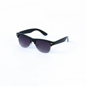 Oxford Club Master in Purple Lense with Black Frame