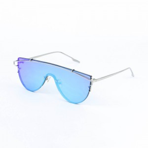 Wyoming Ocean Blue Sunglasses