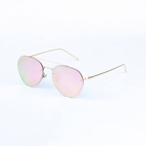 California Aviator in Pink Glo