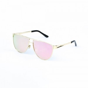 Nebraska Flat Top Aviator Inspired in Pink Ice