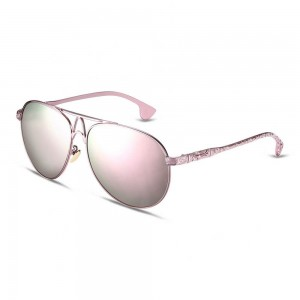 Jersey Aviator in Pink Ice
