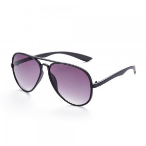 Hudson Aviator in Gradient Purple