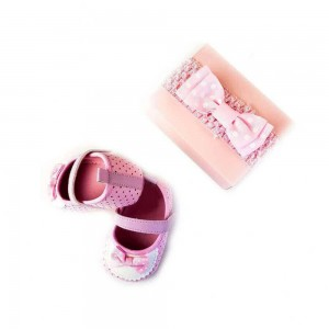 Shoes with Headband Set 1