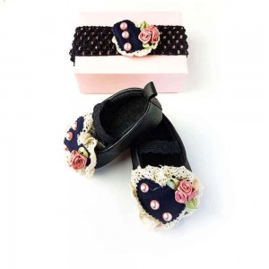 Shoes with Headband 4