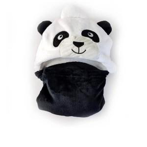 Animal Embroidered Towel 1