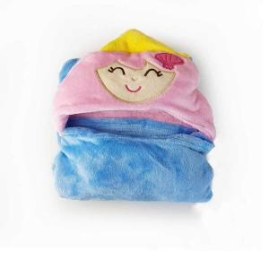Animal Embroidered Towel 15