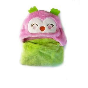 Animal Embroidered Towel 16
