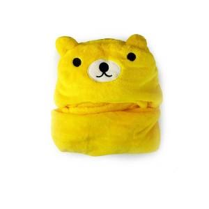 Animal Embroidered Towel 21