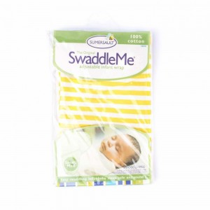 Swaddle with Stripe Design