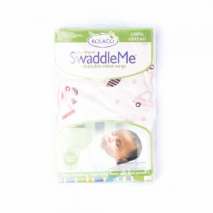 Swaddle with Boat Design