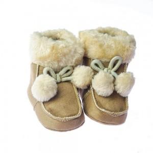 Fluffy Pre-walker Shoes