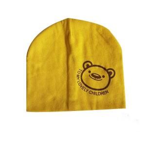 Baby Bonnet Mustard Yellow
