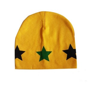Baby Bonnet with Stars