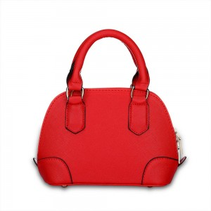 Ashley Hand Bag in Red