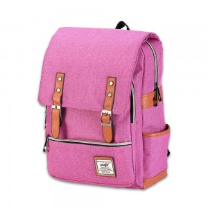 Bonnie Backpack in Pink