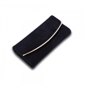 Carolina Clutch in Black