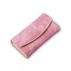 Carolina Clutch in Pink