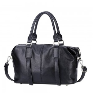 Victoria Athletic Bag in Black