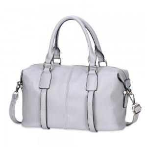 Victoria Athletic Bag in Gray