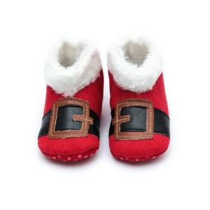 Santa Claus Prewalker Shoes