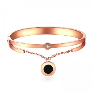 Enchanta 316L Stainless Steel Rosegold Bracelet