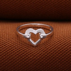 MyraMyra Simple Heart 925 Silver (Clearance Sale SRP 399)