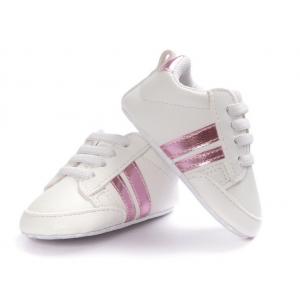 Baby Tennis Prewalker Shoes (Pink)