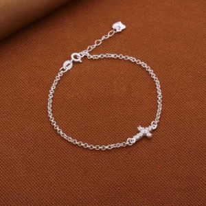 Krista Cross Bracelet