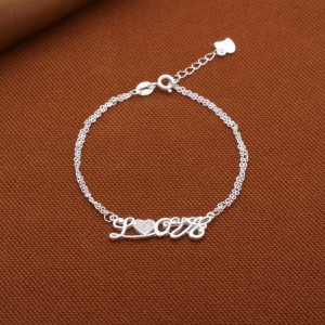 Lovella 925 Silver Bracelet 7.5 inches