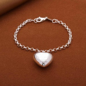 Princess Love 925 Silver Bracelet 7.5