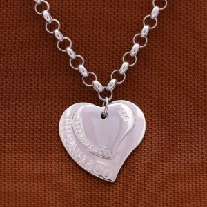 Claudine Heart Necklace