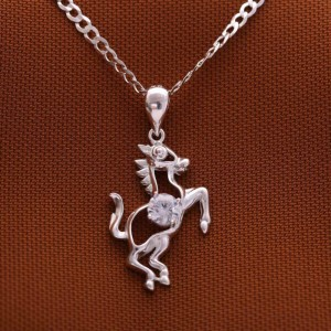 Pony Horse Necklace
