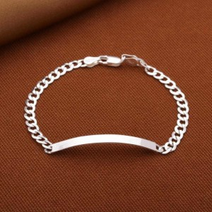 Julius 925 Silver Bracelet for Men 5mm