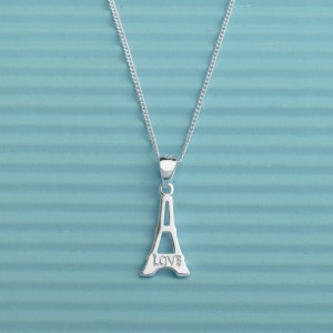 Eiffel Tower Necklace by Argento