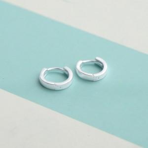 Jean Loop Earrings by Argento
