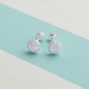 Jeca Stoned Earrings by Argento