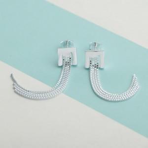 Mina Dangling Earrings by Argento