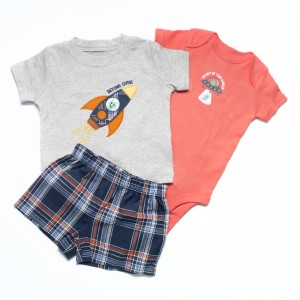 Rocket Shirt Set