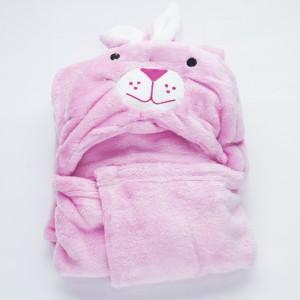 Pink Paw Towel