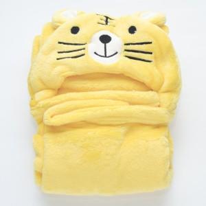 Yellow Cat Towel