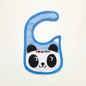 Panda Waterproof Bib