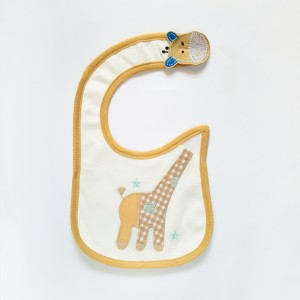 Giraffe Waterproof Bib
