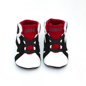 Bordeaux Pre-walker Shoes 1