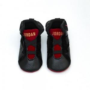 Bordeaux Pre-walker Shoes 2
