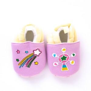 Garterized Shoes 4