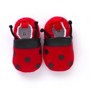 Garterized Shoes 5